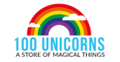 100 Unicorns Logo