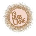 13 Hub Lane Logo