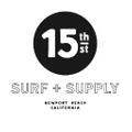 15THSTSURFSUPPLYCOM Logo