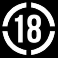 18 Greens Logo