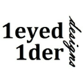 1eyed 1der designs Logo