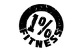 1 Percent Fitness Logo