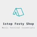 1Stop Festy Supply Shop logo
