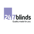 247 Blinds and Curtains UK Logo