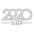 2920 Sleep logo