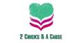 2chicksandacause Logo