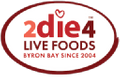 2die4livefoods Logo