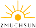 2muchsun Logo