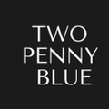Two Penny Blue USA Logo
