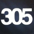 305SQUASH Logo
