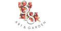 318 Art and Garden Logo