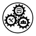 3DGBIRE Logo