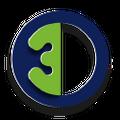 3D Paper Greetings Logo