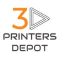 3D Printers Depot Logo