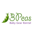3 Peas Baby Gear Logo
