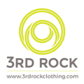 3RD ROCK - Sustainable activewear for climbing & yoga Logo