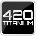 420Titanium Logo