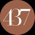 437 SWIMWEAR Logo