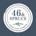 46 & Spruce USA Logo