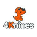 4Knines® Logo