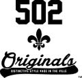 502 Originals Logo