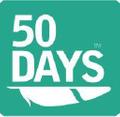 50 Days Australia Logo