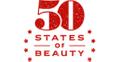 50 States of Beauty Logo