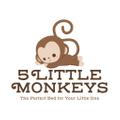 5 Little Monkeys Logo