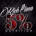 Rich Piana 5% Nutrition Logo