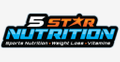 5 Star Nutrition USA Logo