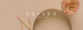 62 and Lex Soy Candles Logo