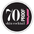 70 Proof Skin Care logo
