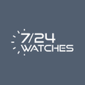 7/24 Watches logo