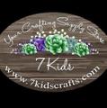 7 Kids Crafts Logo