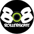 808 Rollerskate Logo