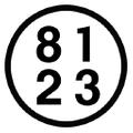 8123 Logo