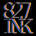 827INK Logo