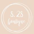 8.28 Boutique Logo