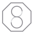 The 8th Sign Logo