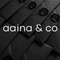 aaina & co Logo