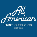 All American Print Supply Co. USA Logo