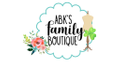 ABK's Family Boutique USA Logo
