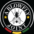 A Blowfly Joint Logo