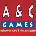 A & C Games Logo