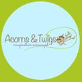 Acorns & Twigs USA Logo