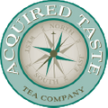 Acquired Taste Tea Company Logo