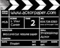 actorpaper Logo