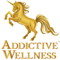 Addictive Wellness - Raw Chocolate, Elixir Blends & Adaptogens Logo
