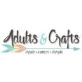 Adults & Crafts USA Logo