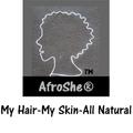 Afro She Logo